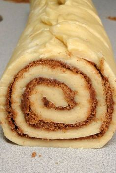 Overnight Homemade Cinnamon Rolls | The Cookin' Chemist