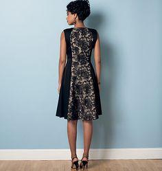 B6280, Misses'/Misses' Petite Dress