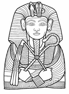 Fine Coloriage Pharaon that you must know, Youre in good company if you?re looking for Coloriage Pharaon Ancient Egypt For Kids, Ancient Egyptian Art, Ancient History, Art History, European History, Ancient Aliens, Ancient Greece, American History, Egyptian Crafts