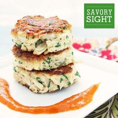 Healthy Crab Cake Recipe