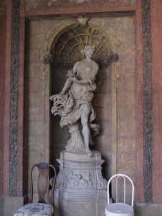 Matyáš Bernard Braun - Ceres, Vrtbovská zahrada Baroque, Statue, Lawn And Garden, Get Tan, Sculptures, Sculpture