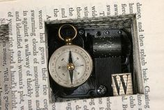 Kay's Keepsakes: Altered Book Music Box