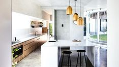 The best kitchens and dining zones of 2017
