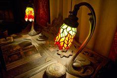 Today in Disney History: The Twilight Zone Tower of Terror interior - desk