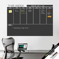 Weekly-Wall-Planner-Chalkboard-Decal