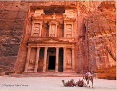 Etre émerveillé par Petra   #Jordanie  