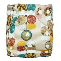 Retro Cloth Diaper - Yummy Mummy Emporium