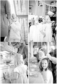 .: Birthday Party - Vintage Princess Party