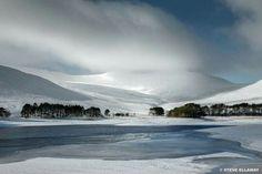 Neuadd Reservoir by Steve Ellaway