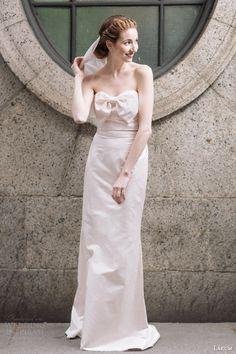 LAKUM Spring 2016 Wedding Dresses | Wedding Inspirasi  #bridal #wedding #weddings #weddingdress #weddinggown