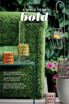 See what's new for Summer at PartyLite. Burning Candle, Voss Bottle, Fragrances, Falling In Love, Home And Garden, Candles, Party, Summer, Collection
