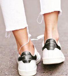 Style, Inspiration, Looks of the day, Fashion week, OOTD. Minimal Classic, Minimal Chic, Minimal Fashion, Sneakers Fashion, Fashion Shoes, Shoes Sneakers, Bohol, Shoe Closet, Isabel Marant