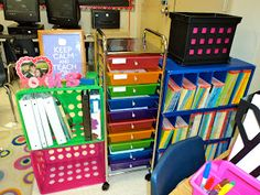 Classrooms with themes