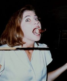 Groovy photos of Bruce Campbell, Sam Raimi & more on the set of all three 'Evil Dead' films Evil Dead Movies, Sam Raimi, Bruce Campbell, Dangerous Minds, Special Effects, Horror Movies, Behind The Scenes, Pure Products, October