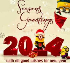 Hurray! Its' a brand new year, welcome to 2014!!!