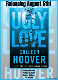 *~*Ugly Love by Colleen Hoover Cover Reveal*~*