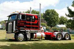 Kenworth COE Tractor
