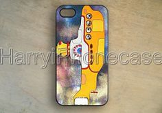 Yellow SubmarineSamsung Galaxy S5The by HarryiPhonecase on Etsy, $9.99