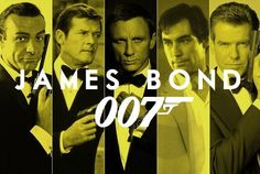 James Bond 007. Sean Connery is my all-time favorite, but I also think Daniel Craig has done a good job in the role. And I recall liking Pierce Brosnan in the part.