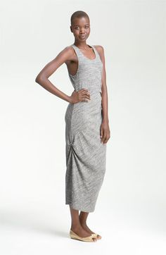 Sew it Yourself - start with @McCalls 6559 pattern. Thakoon Addition Gathered Jersey Maxi Dress | Nordstrom
