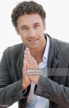 Actor Raoul Bova attends a photocall during the 2009 Giffoni Experience on July 18, 2009 in Salerno, Italy.