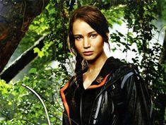 Katniss Everdeen. Like, duh.