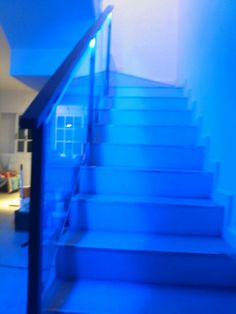 Barandillas on pinterest railings led and glasses - Iluminacion led tenerife ...