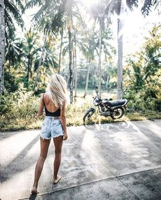 & a passport 😉🌴🏍🌴 Can't wait to head somewhere tropical soon to walk bare foot & drink coconuts all day🥥 British Airways, Phuket, Travel Outfit Summer, Summer Outfits, Oklahoma City, Cancun, Tropical Vacation Outfits, Vacation Style, Bali Baby