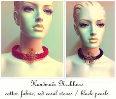 Eugémary Creations ®: Handmade Necklaces
