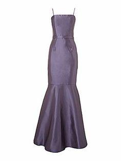 Eliza J Fishtail Maxi Dress