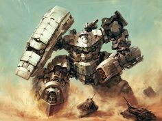 guns desert mecha weapons tanks battles canon anime 1600x1200 wallpaper_www.wallpaperfo.com_18.jpg (728×546)