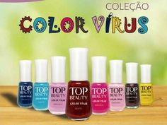 Top Beauty Color Vírus