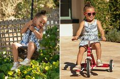3-Year-Old Riley Curry Landed Her First Modeling Gig -- and the Photoshoot Is ADORABLE!