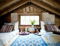 House Tour: Gerry And Sheri Weber's Vintage-Inspired New Hampshire Home From Country Living Magazine (PHOTOS)