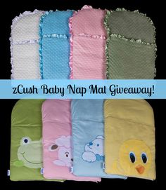 zCush Baby Nap Mat Giveaway! - The Photographer's Wife