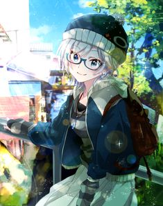 that would look like me if I didn't have glasses and the hair color