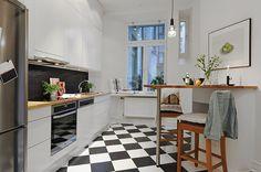 swedish apartment so stylish