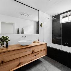 Dream Home Design, House Design, Bathroom Renovations Melbourne, Bathroom Renos, Duplex Design, Dream House Plans, Beautiful Bathrooms, Bathroom Interior Design, Bathroom Inspiration