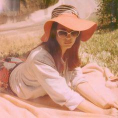 Lana Del Rey, Honeymoon photo shoot by Neil Krug