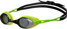 Arena Cobra Goggles SmokeLime *** Click image for more details.Note:It is affiliate link to Amazon.