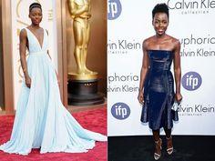 Los mejor vestidos de 2014 según Vanity Fair (© REX Features)