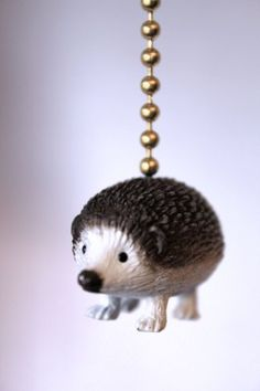 Hedgehog Ceiling Fan Light Pull Chain
