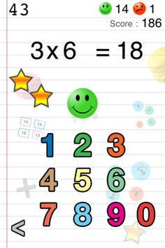 AB Math Lite - fun game for kids and grownups ($0.00) ** Free version of AB Math **  Mental Calculation game for kids from 5 to 10 :   - Kids choose their options by themselves   - Various fun game modes   - Possibility to follow results of several players   - Mini games  - Option to turn off the timer  Bubble game also strengthens sequential abilities, mental manipulation, attention and fine motor skills.  The full version includes 4 levels of difficulty
