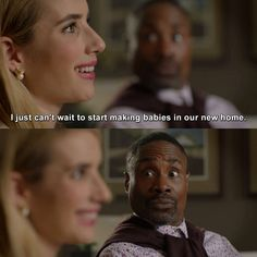 Check out the latest and funniest quotes of American Horror Story. Ahs Witches, American Horror Story Funny, Ahs Funny, Haunted House Stories, Madison Montgomery, Ahs Cast, Tv Show Quotes, Facial Expressions, Horror Stories