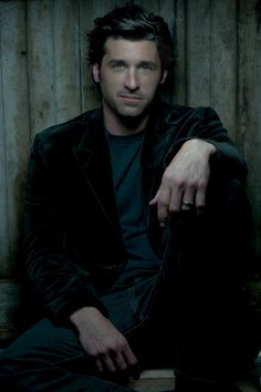 Saving the best for last!  Let's have some fun with dream casting Matthew- 'like' if you vote for Patrick Dempsey, or tell me your choice :)
