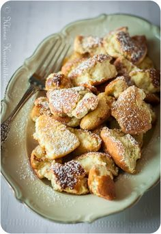 Kaiserschmarrn // Austrian Pancakes