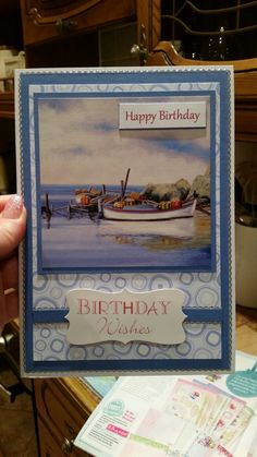 Handmade, personalised cards made to any specification