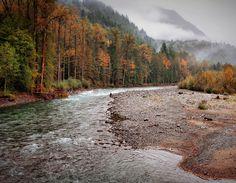 Chilliwack River, Chilliwack, British Columbia by Jason Wilde of the CG Photo Club.