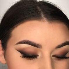 Smoke Eye Makeup, Bold Eye Makeup, Glam Makeup Look, Edgy Makeup, Makeup Eye Looks, Beautiful Eye Makeup, Eye Makeup Art, Contour Makeup, Skin Makeup