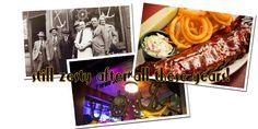 Twin Anchors Restaurant & Tavern  www.twinanchorsribs.com  1655 North Sedgwick Street  Chicago, IL 60614